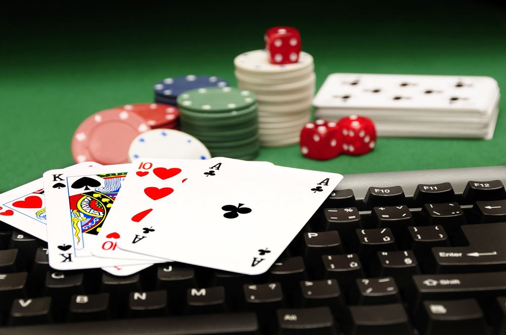 Online Casino Gamings – Make Change In The Globe Of Casino Video Gaming!
