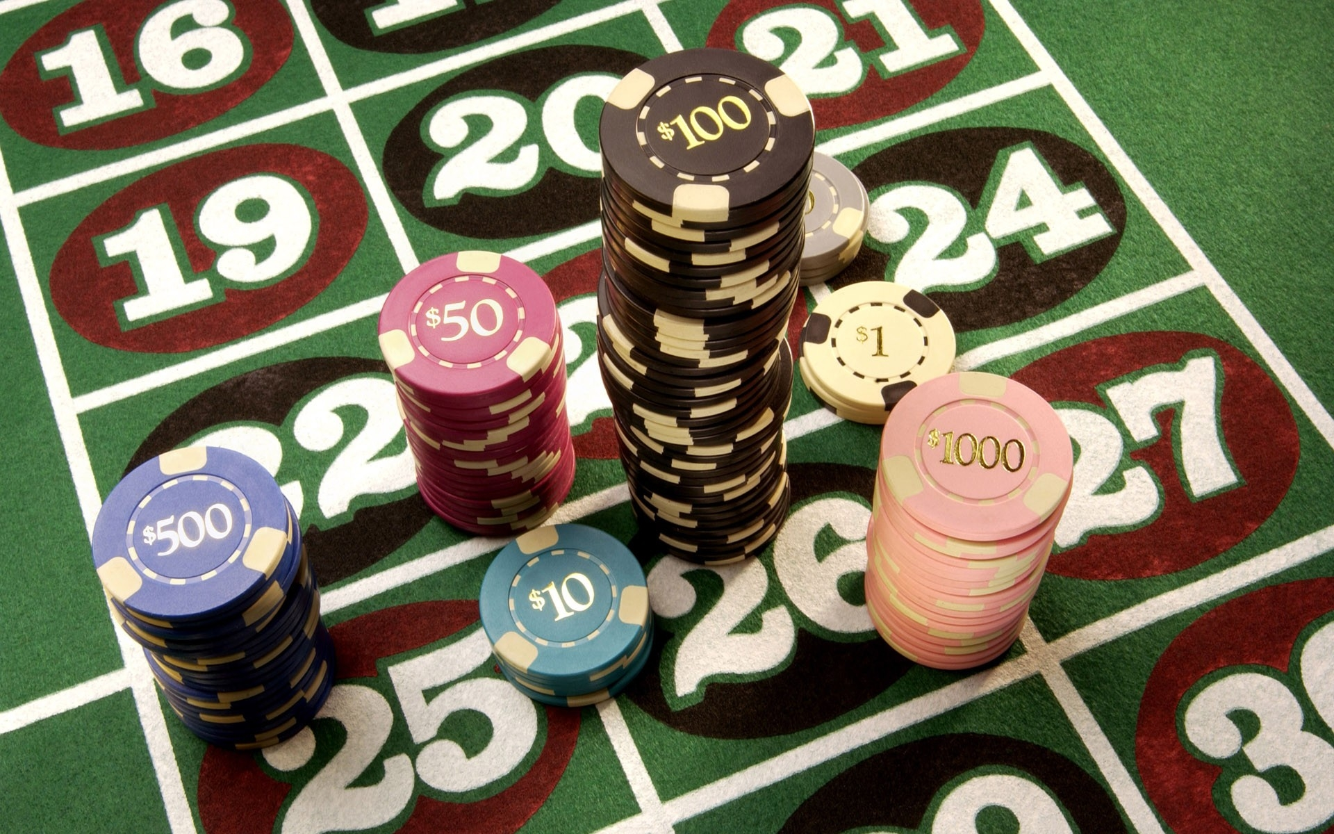 Casino And Love – How They Are The Identical